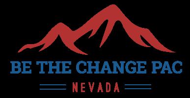 Be the Change PAC Nevada Logo Chris Giunchigliani