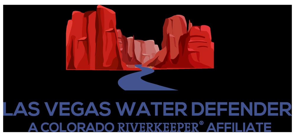 Las Vegas Water Defender Logo
