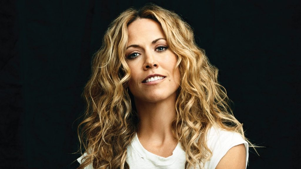 Sheryl Crow Everyday Winding Road